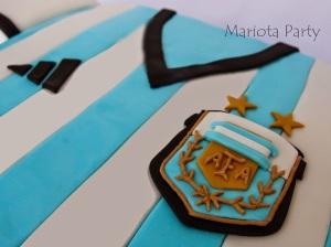 Camiseta de la selección Argentina de futbol
