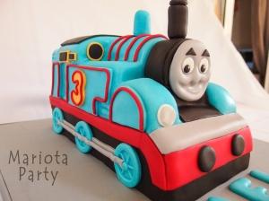 Pastel tren Thomas